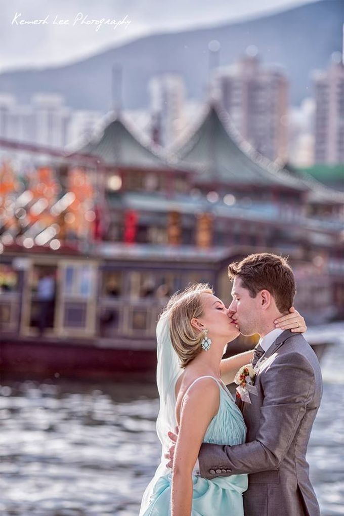 Wedding Day Sample by Kenneth Lee Photography - 013