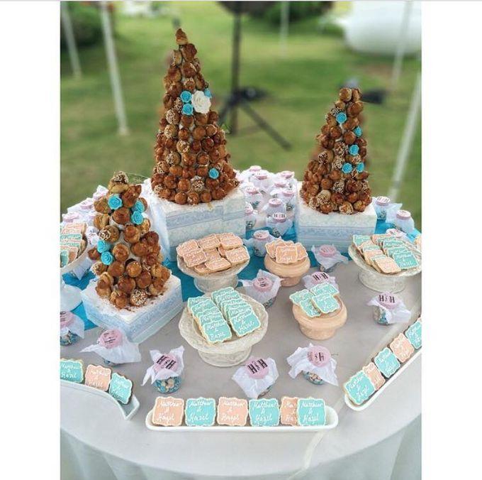 Wedding Cakes by Cupkeyk N Art - 004