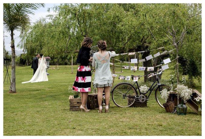 Una boda de cine rustica by Nada Convencional - 004