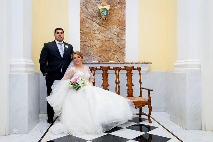 Cinthya & Alfonso Boda by Elvis Aceff Photographer - 007