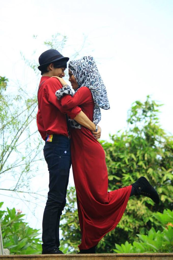 Prewedding B by Chandraswari photography - 003