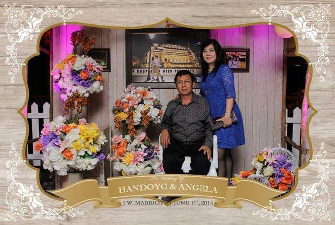 The wedding of Handoyo & Angela by HELLOCAM PHOTOCORNER - 014