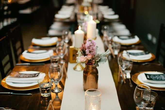 Osteria Wedding by Gold Coast Wedding Hire - 012