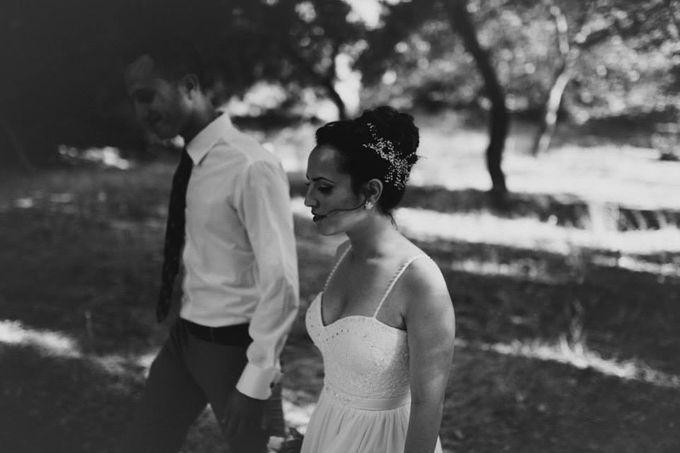 Rustic chic wedding by Lirica - 012