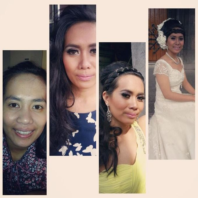 BEFORE AND AFTER by Dendy Oktariady Make Up Artist - 017