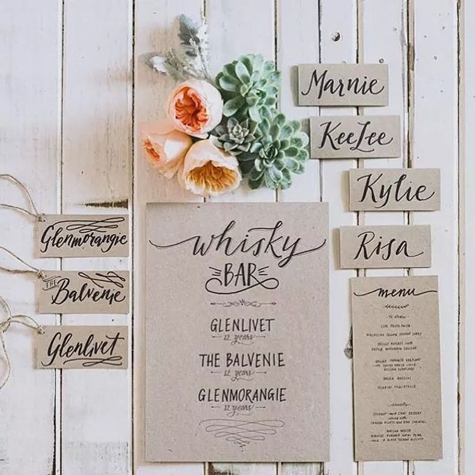Styleshoot - Rustic Chic Wedding by The Articulate - 001
