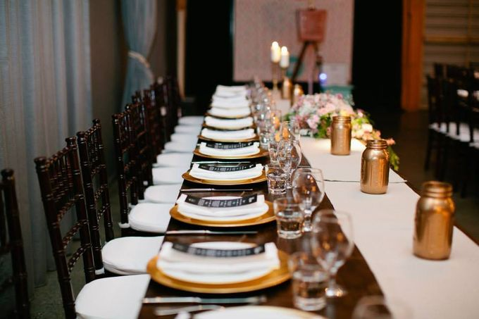 Osteria Wedding by Gold Coast Wedding Hire - 014