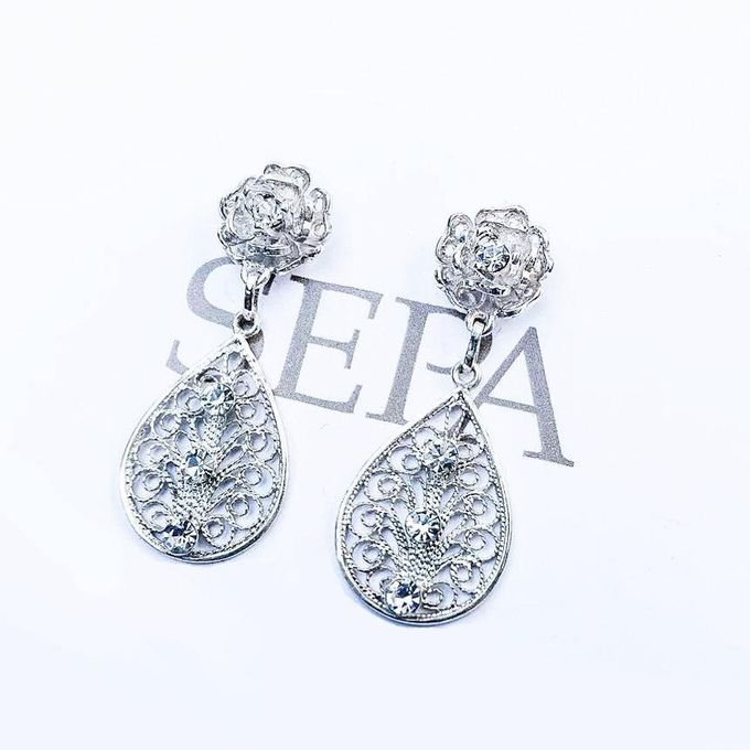 Earrings by SEPA - 007