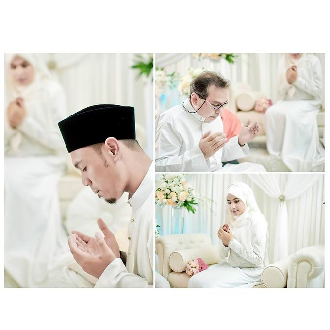 Solemnization of  Calissa & Nasoha by Amalina Tuna Photography - 005