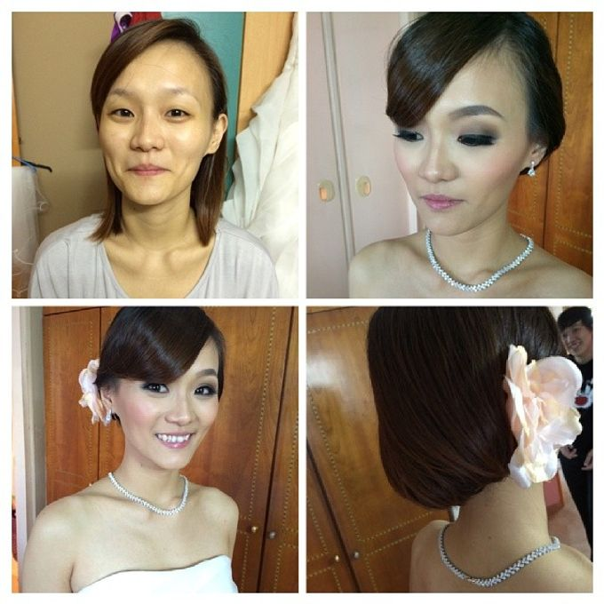 Wedding Lunch of Amber & Falco by makeupbypaupau - 002