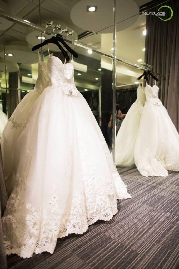 Hadi & Eveline Wedding by Adel's House of card - 015