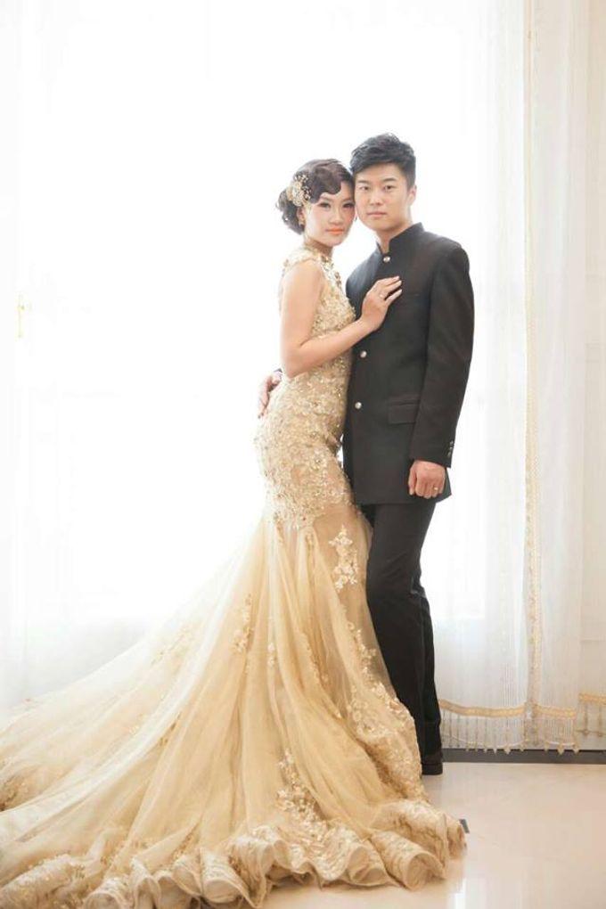 Pre Wedding Shoot by Welna Make Up Artist - 003