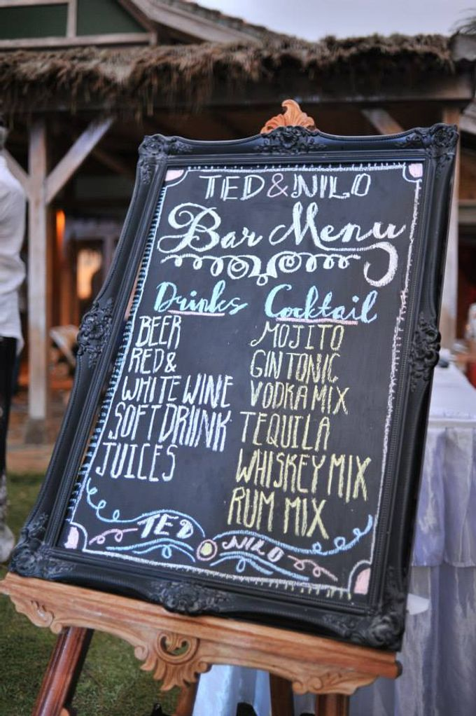 TED & NILO WEDDING by Pondok Pitaya: Hotel, Surfing and Yoga - 023
