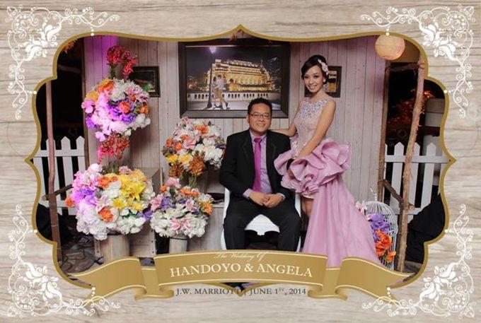 The wedding of Handoyo & Angela by HELLOCAM PHOTOCORNER - 012