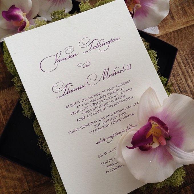Wedding stationery portfolio  by Hello Beautiful Designs - 028