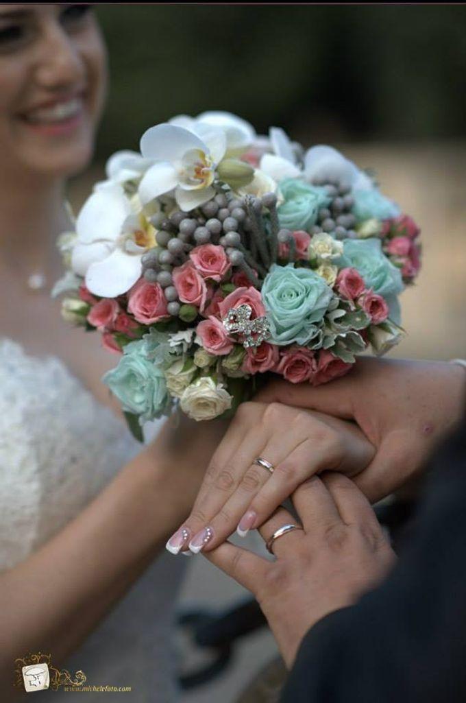 Cristina & Gabi Wedding by Adelina Popa - 002