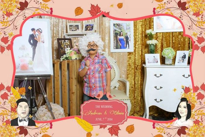 The Wedding of Andreas & Olivia by HELLOCAM PHOTOCORNER - 007