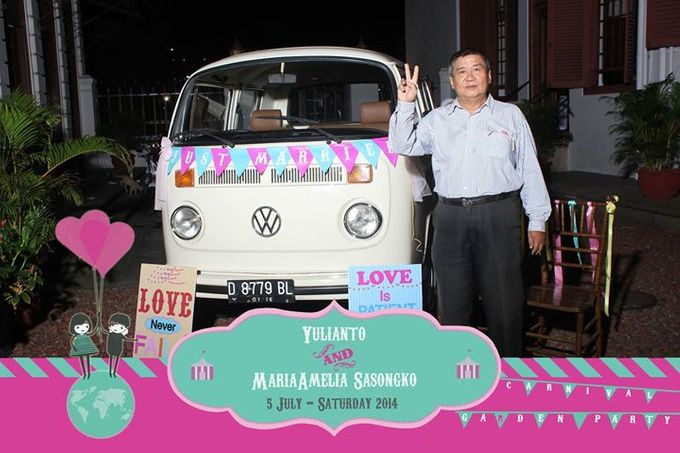 The Weddng of Yulianto & Amy by Twotone Photobooth - 066
