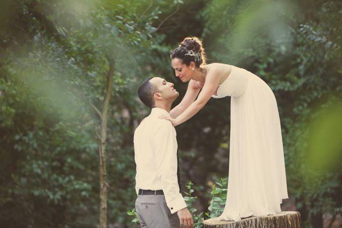 Rustic chic wedding by Lirica - 014