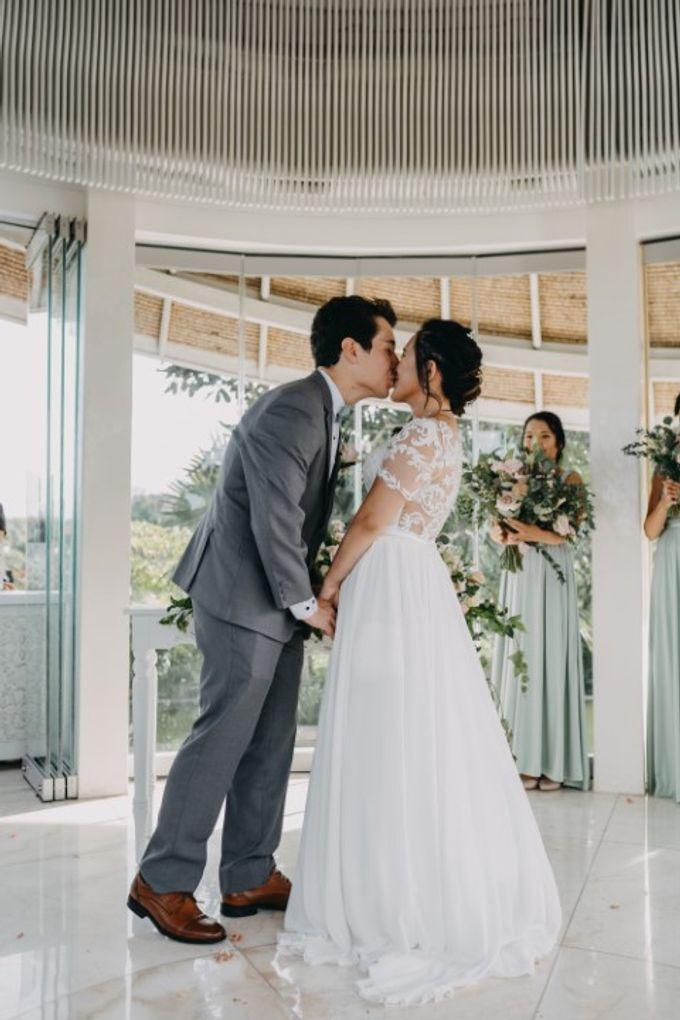 Jessica & Antonio Wedding by Bali Brides Wedding Planner - 018