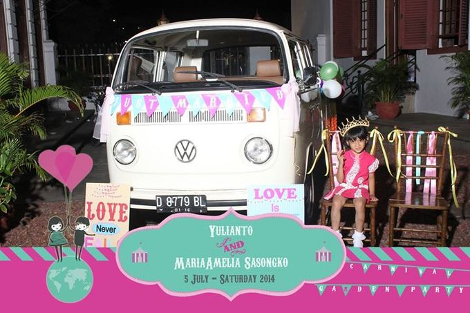 The Weddng of Yulianto & Amy by Twotone Photobooth - 006