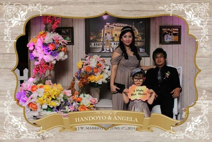 The wedding of Handoyo & Angela by HELLOCAM PHOTOCORNER - 002