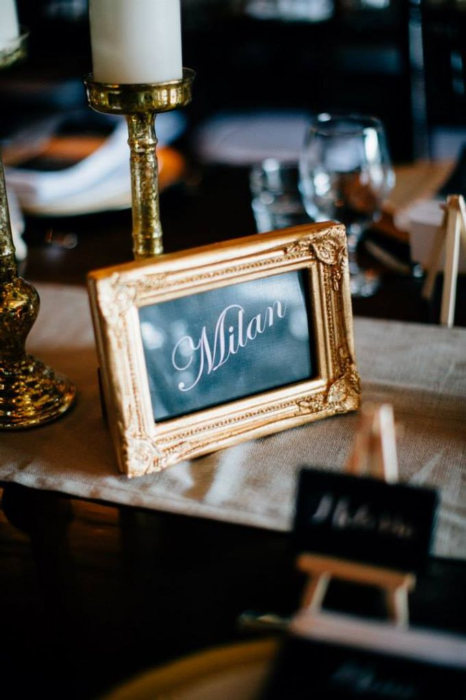 Osteria Wedding by Gold Coast Wedding Hire - 008