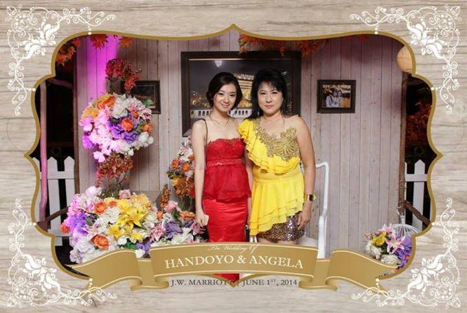 The wedding of Handoyo & Angela by HELLOCAM PHOTOCORNER - 009