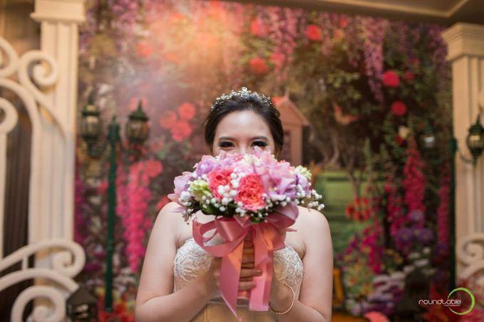 Hadi & Eveline Wedding by Adel's House of card - 018