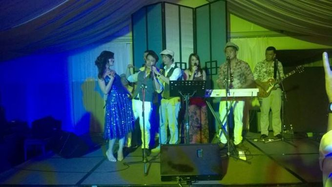 ShiLi & Adi feat John Lye (4-piece band) at Rasa Sayang Shangrila in Penang by Merry Bees Live Music - 006
