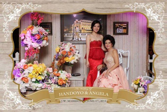 The wedding of Handoyo & Angela by HELLOCAM PHOTOCORNER - 005
