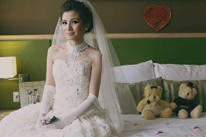 JAKARTA | Real Wedding | Bram + Natalia | by YSD by YSD Photography - 016