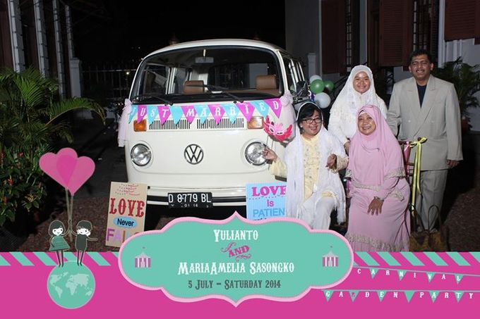 The Weddng of Yulianto & Amy by Twotone Photobooth - 096
