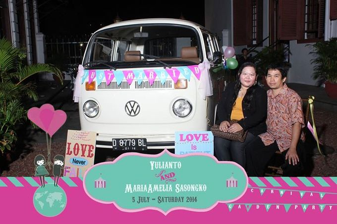 The Weddng of Yulianto & Amy by Twotone Photobooth - 027