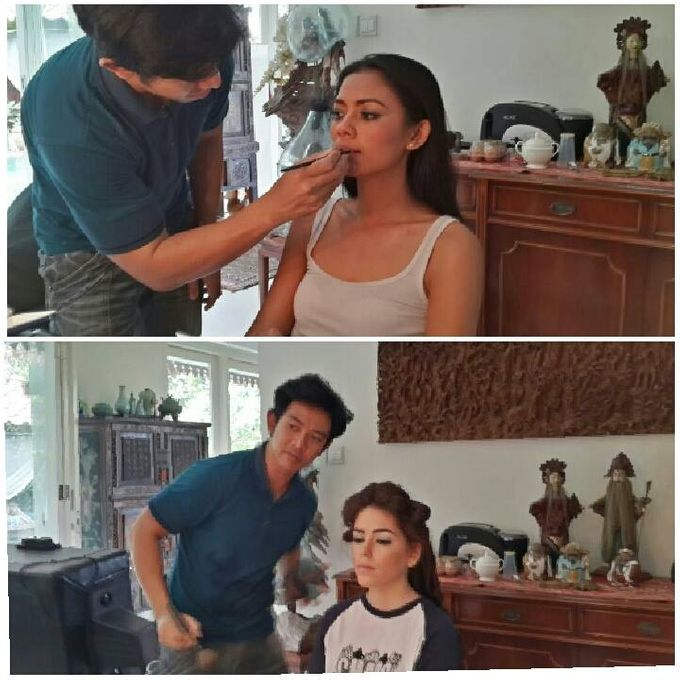 BEHIND THE SCENE 2 by Dendy Oktariady Make Up Artist - 005