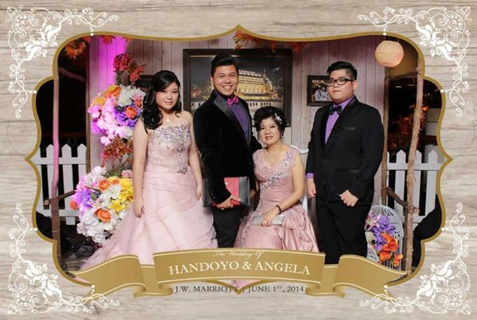 The wedding of Handoyo & Angela by HELLOCAM PHOTOCORNER - 008