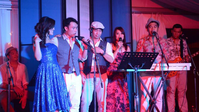 ShiLi & Adi feat John Lye (4-piece band) at Rasa Sayang Shangrila in Penang by Merry Bees Live Music - 007
