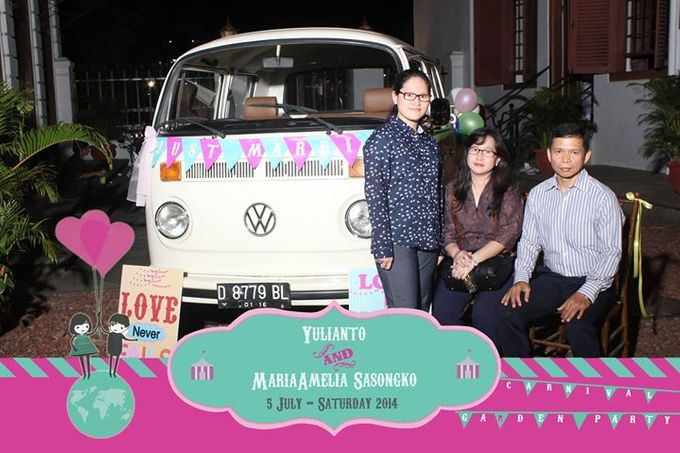 The Weddng of Yulianto & Amy by Twotone Photobooth - 018