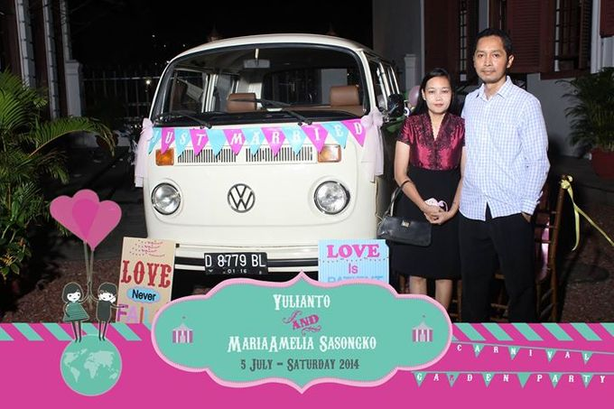 The Weddng of Yulianto & Amy by Twotone Photobooth - 028