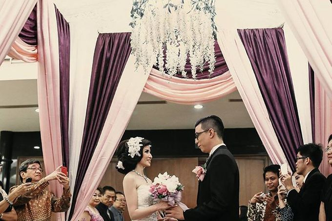 JAKARTA | Real Wedding | Bram + Natalia | by YSD by YSD Photography - 029