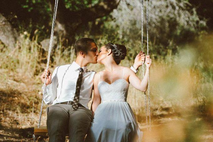 Rustic chic wedding by Lirica - 009