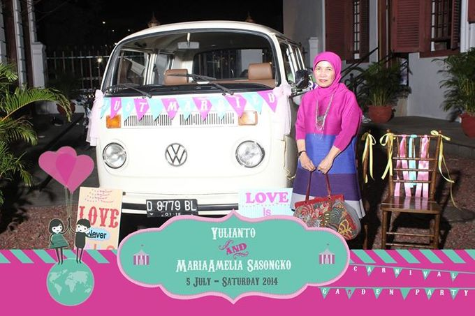 The Weddng of Yulianto & Amy by Twotone Photobooth - 011