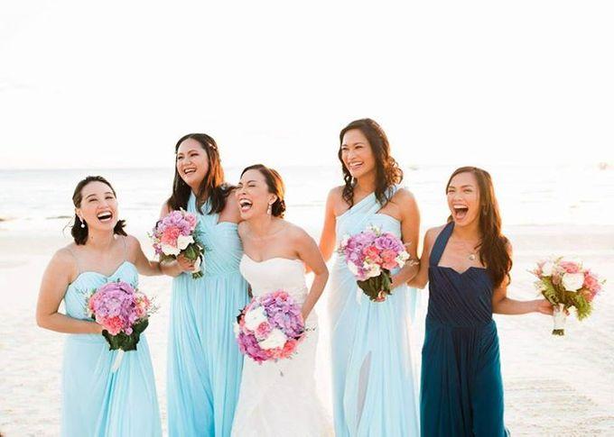 Rouella Real wedding  by Make Up by Ella - Boracay Based Make up Artist - 006
