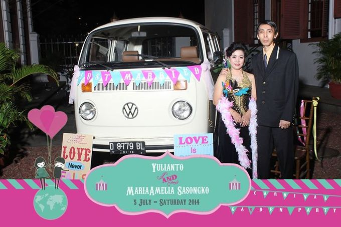 The Weddng of Yulianto & Amy by Twotone Photobooth - 054