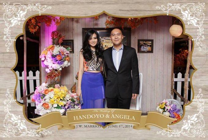 The wedding of Handoyo & Angela by HELLOCAM PHOTOCORNER - 010