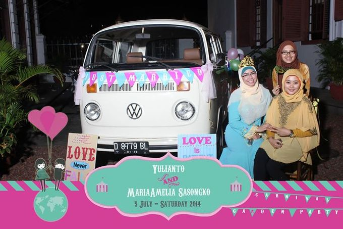 The Weddng of Yulianto & Amy by Twotone Photobooth - 035
