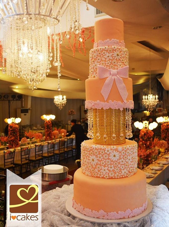 Wedding Cakes by I Love Cakes - 011