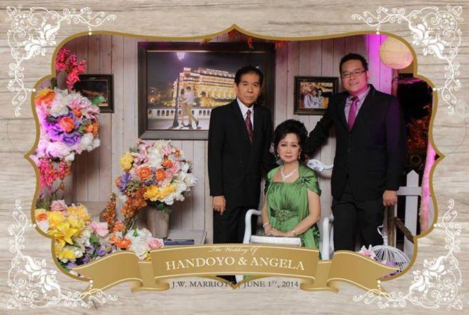The wedding of Handoyo & Angela by HELLOCAM PHOTOCORNER - 004