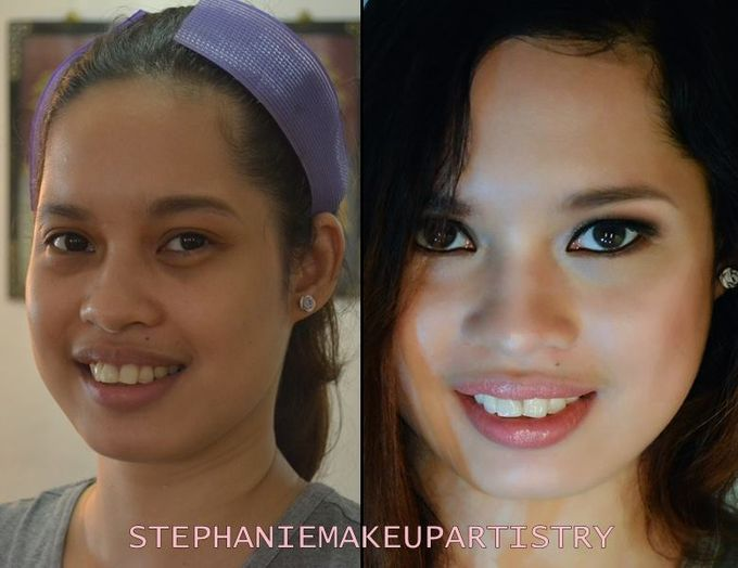 The minimalist by Stephanie Makeup Artistry - 001