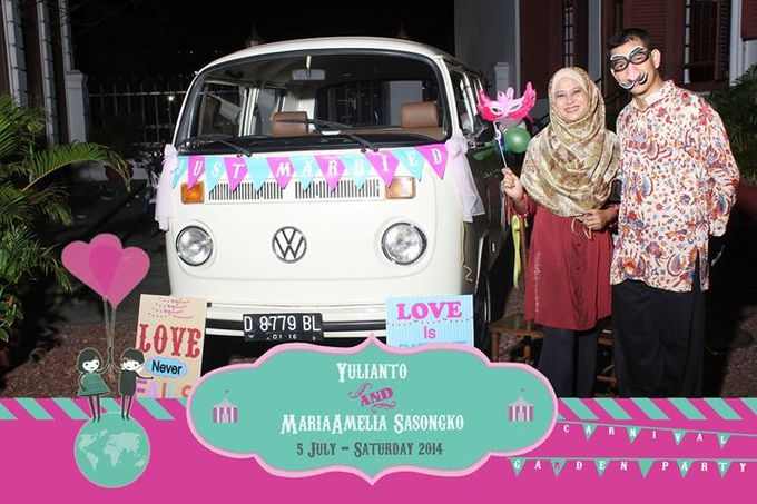 The Weddng of Yulianto & Amy by Twotone Photobooth - 055